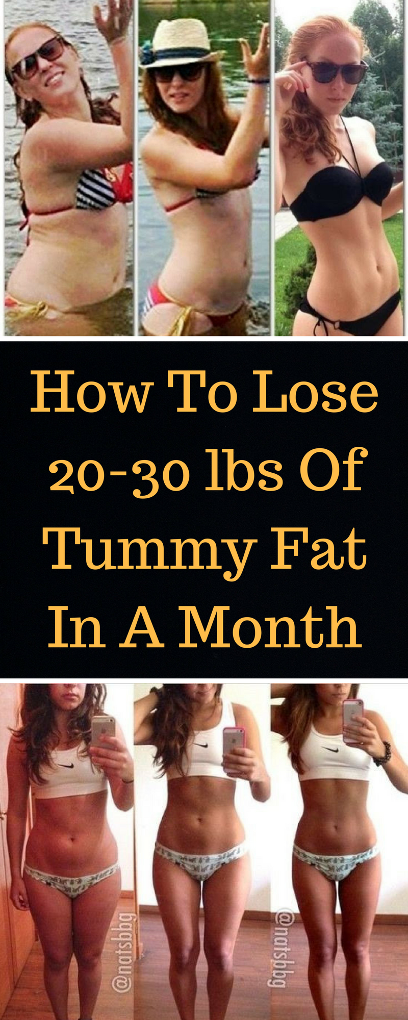4 Steps to Lose 20 Pounds in 6 Weeks